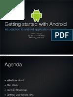NoZoM Android Workshop