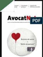 revista avocat