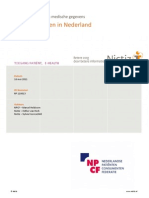 110013 Patient Portal En in Nederland Inventarisatie
