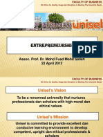 MBA Notes Entrepreneurship Edited