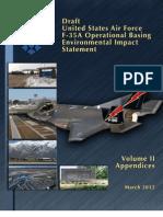 F-35 Environmental Impact Study - Volume II