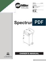 Miller Spectrum 701 Plasma Cutter