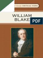 92507535 Bloom s Classic Critical Views William Blake Harold Bloom