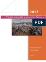 Sintesis Hist Intervencion Francesa