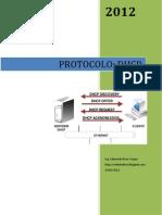 Teoría Protocolo DHCP