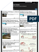 Winnipeg Real Estate Headlines
