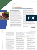 Freight Term Optimization