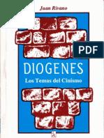 Diogenes Los Temas Del Cinismo
