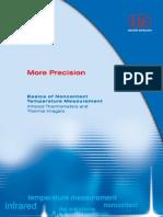 Basics of Noncatact Temperature Measurement - Infrared