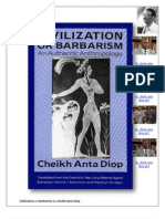 62378389 Civilization or Barbarism an Authentic Anthropology Cheikh Anta Diop
