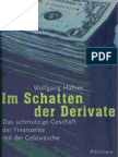 Hafner, Wolfgang - Im Schatten Der Derivate