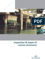 Inspection Repair of Marine Structures
