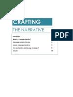 Crafting Narrative