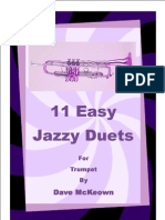 11 Easy Duets Trumpet