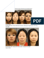 7 Women Charged After Prostitution Sting at Houston-Area Massage Parlors