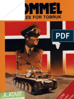 Rommel Battles for Tobruk