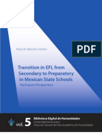 Transition of Education From Secondary to High School