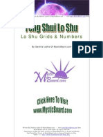 Feng Shui Lo Shu Grid and Numbers