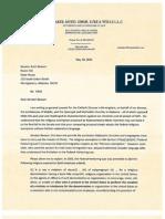 Faith Leaders letter to Alabama Senator Scott Beason (5/10/12)