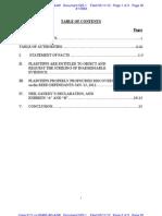 Liberi v Taitz Plaintiffs Reply to Reeds Opp to Plffs Obj MTS Doc 525