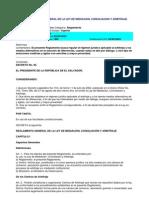 to General de La Ley Mediacion ,Conciliacion y Erbitraje