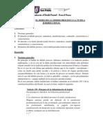 5. Quinta Unidad - El Derecho Al Debido Proceso y a La Tutela Efectiva