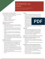 Escuela Dominical - Una guía para los líderes