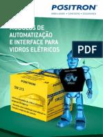 Manual de Modulos de Interface Para Vidros Eletricos