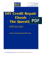 Credit Repair eBook Part 1