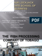 Presentation -Tobago Fish Processing Porject 1[1]