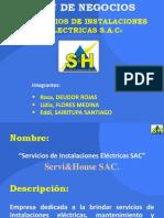 Diapositivas Servi&House