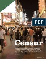 """""""Censur på Kinas internet"""", för DIK Forum"""
