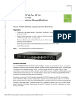 CISCO SFE2010P Data Sheet c78-504110