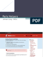 Rails Helpers