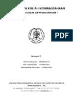 Aspek Global Kewirausahaan