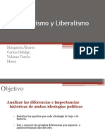 Anarquismo y Liberalismo