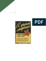A grande conspiracão - Livro I - cap V