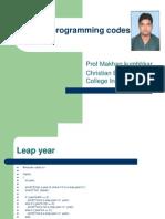 Allimportant C Program BY Makhan Kumbhkar