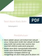 Teori Atom Niels Bohr