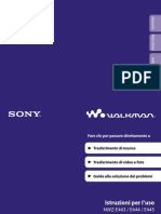 Walkman Manual