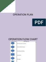 Operation Plan