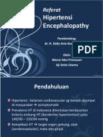 hipertensi ensefalopaty