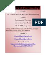 Dictionary of Pharmacology-khaled Bhuiyan