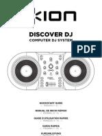 DISCOVER DJ Quick Start Guide - V1.0