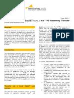 Lucid Shape Catia V5 Geometry Transfer