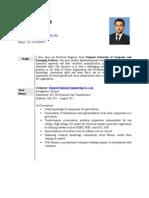 Jawad Mahmood--CV