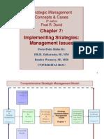 Pertemuan 8 Manajemen Strategik