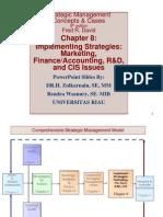 Pertemuan 10 - Manajemen Strategik