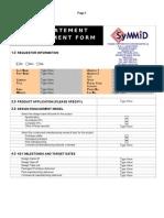 RFQ Format V1.1