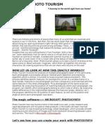 Photo Tourism (Edited)